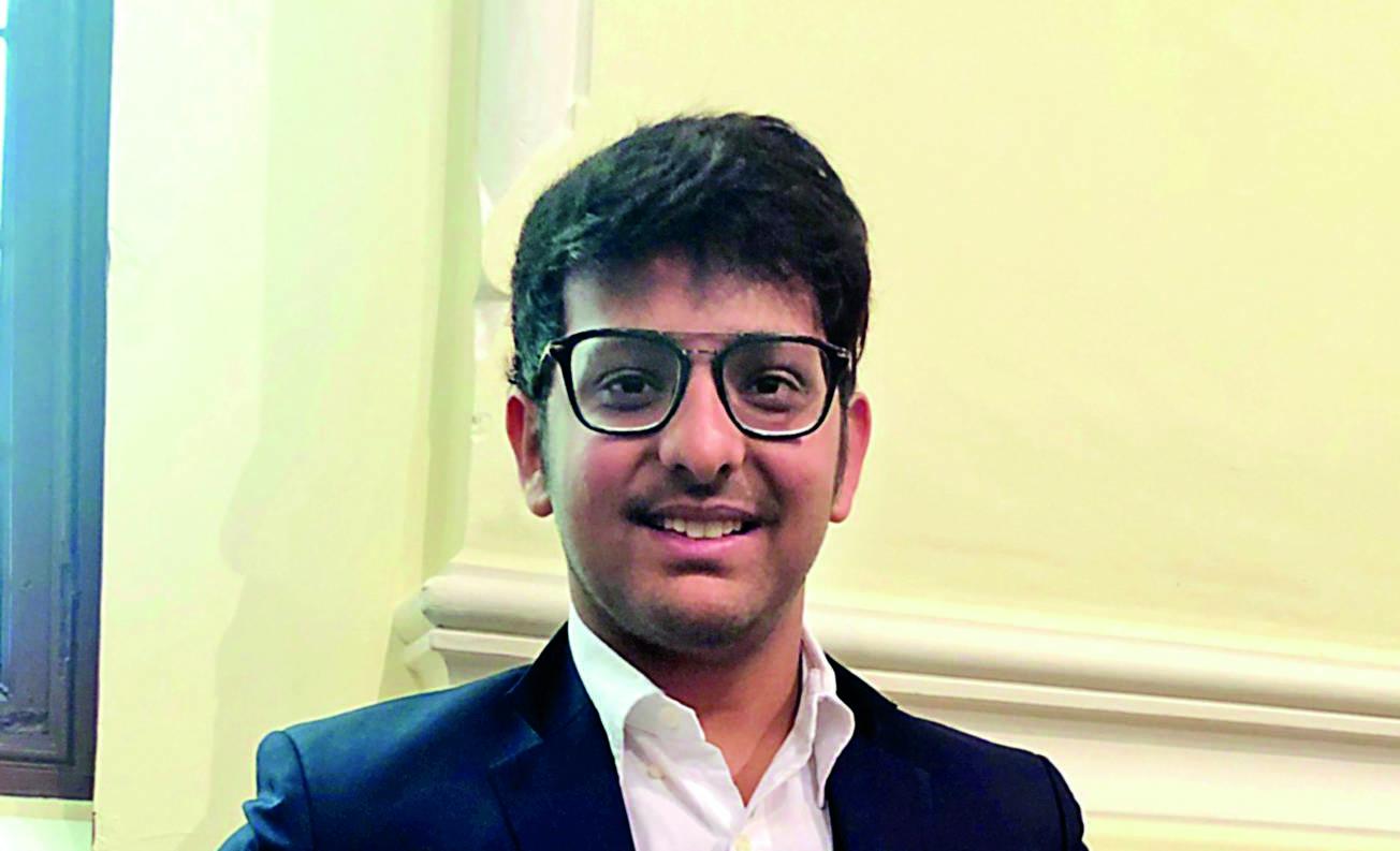 Study Abroad: Interest in Finance took Delhi boy to Trinity