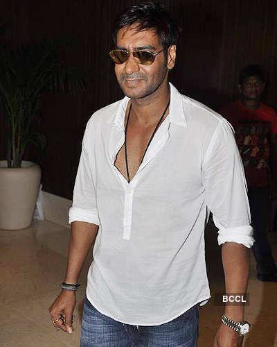 Ajay Devgn with daughter Nysa spotted!