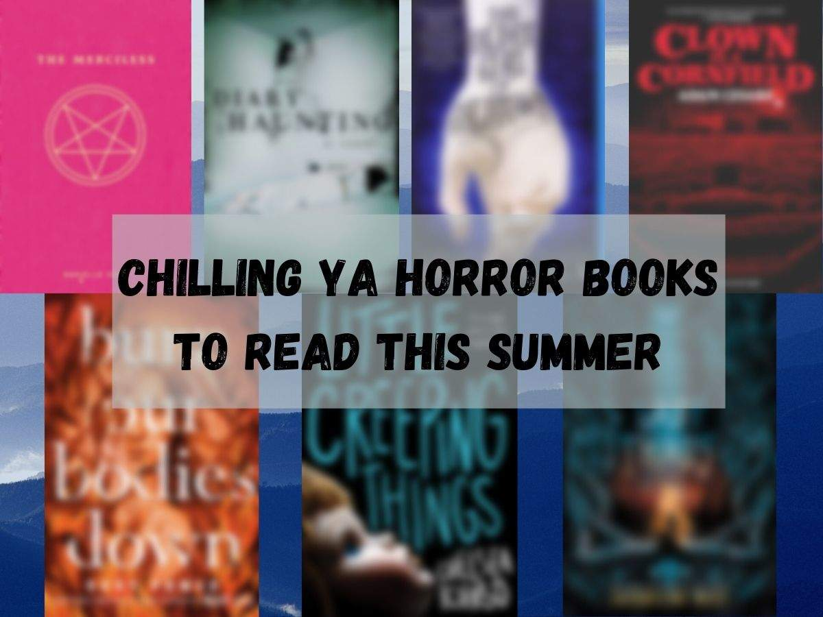 Chilling YA horror books to read this summer