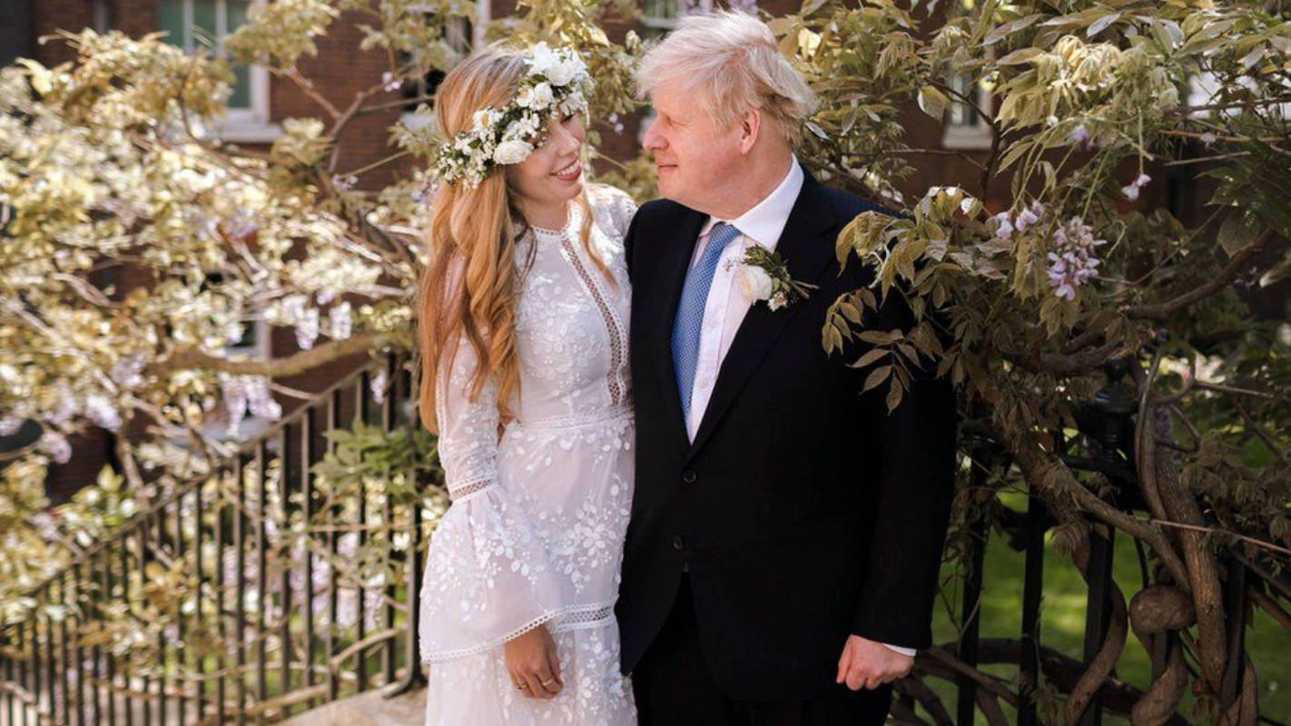 Lovely pictures from the celebrity weddings of 2021 that you just can't give a miss!