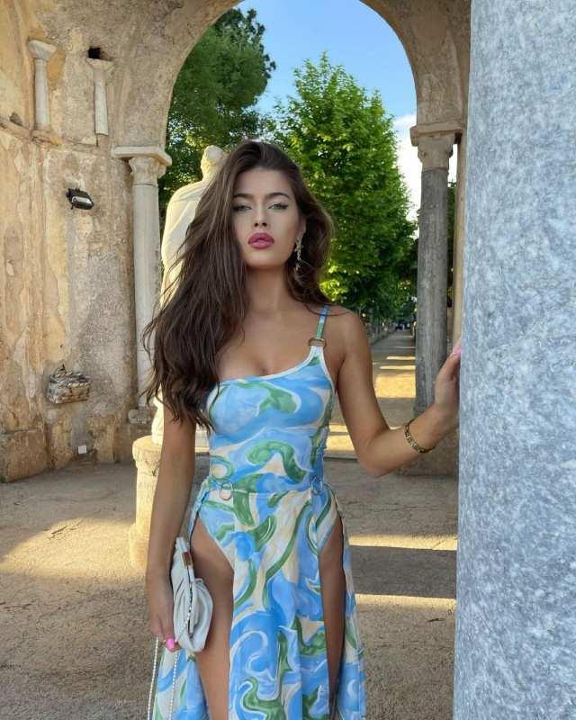 Stylish photos of Tamara Francesconi proves that she's a true fashionista