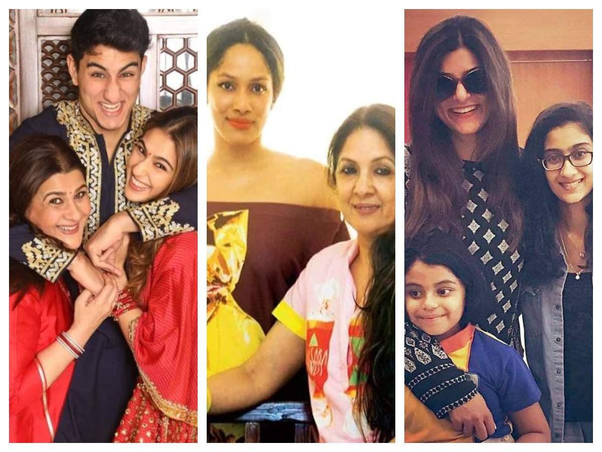 Proud single mothers of B-town