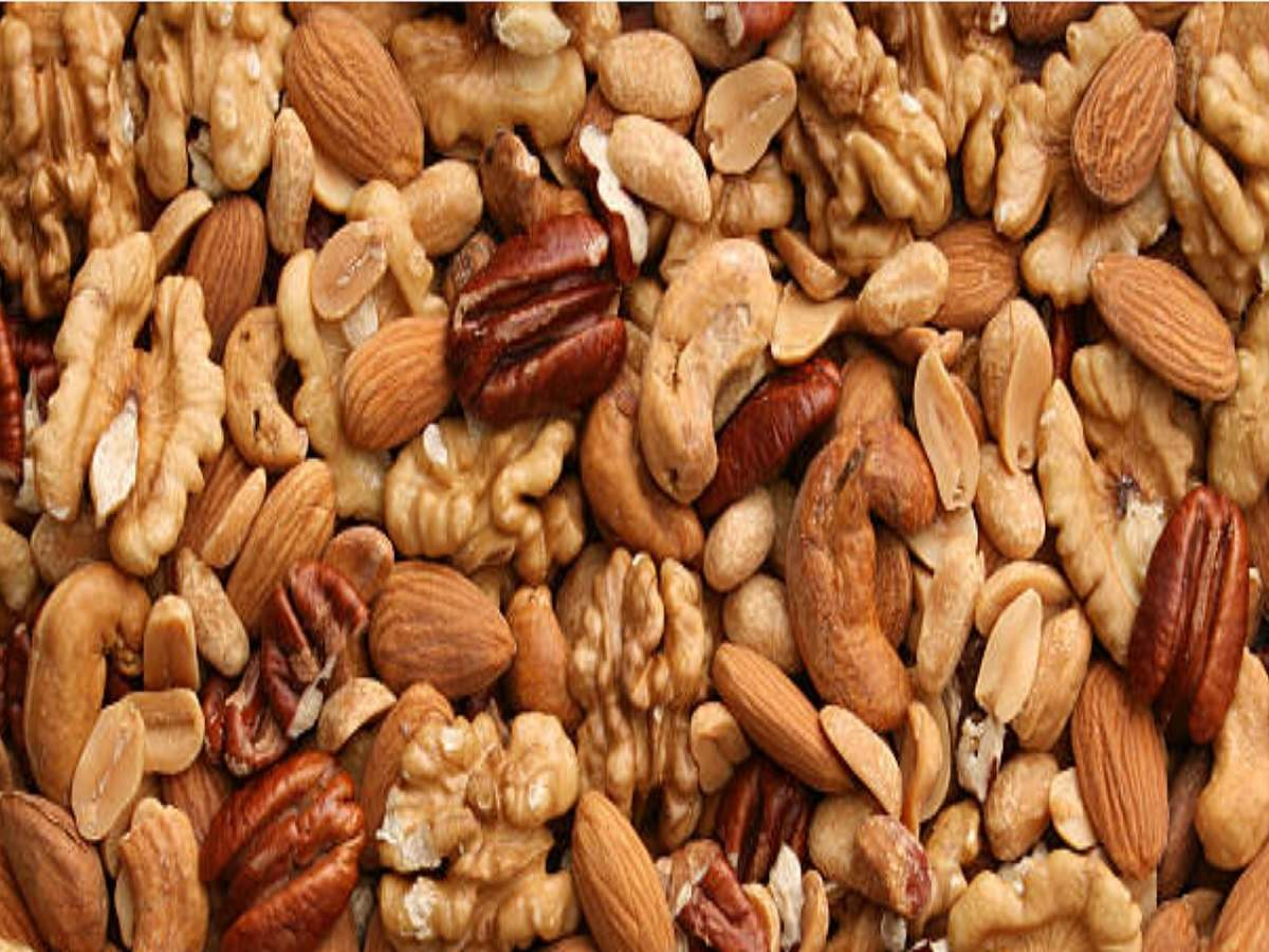 Here's how almonds & walnuts help in quick recovery