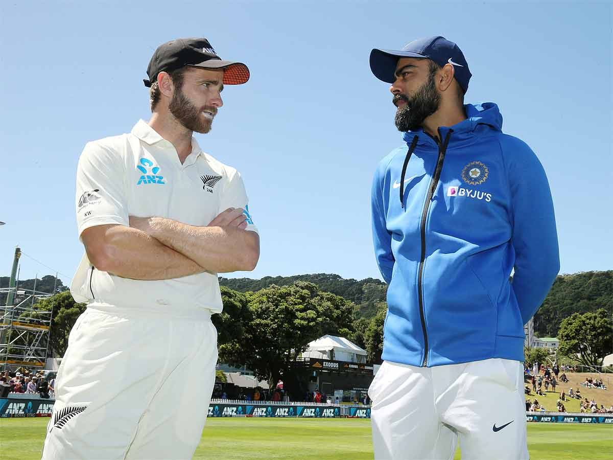 IND vs NZ WTC Final: Captain Kane Williamson available as NZ announce squad | Cricket News - Times of India