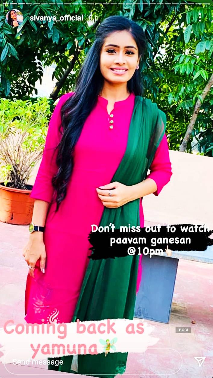 Priyanka joins the show 'Paavam Ganesan'; details inside
