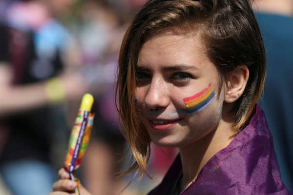 These pictures show how LGBTQ community celebrate Pride month