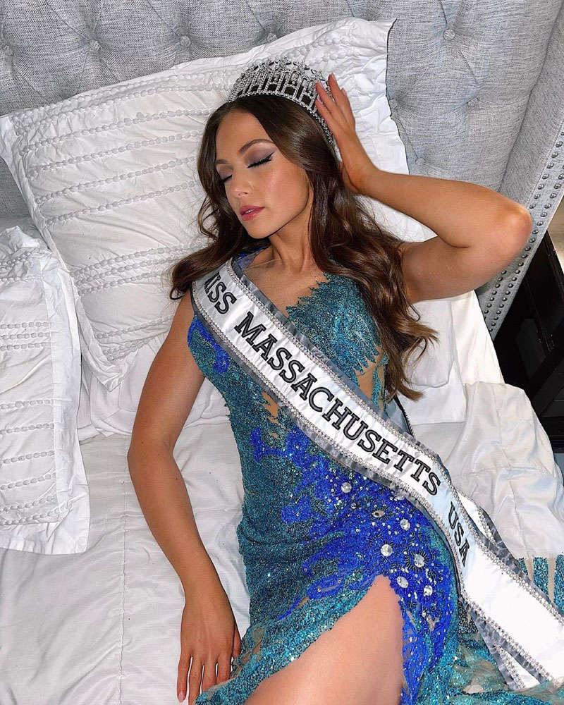 Sarah de Souza chosen as Miss Massachusetts USA 2021