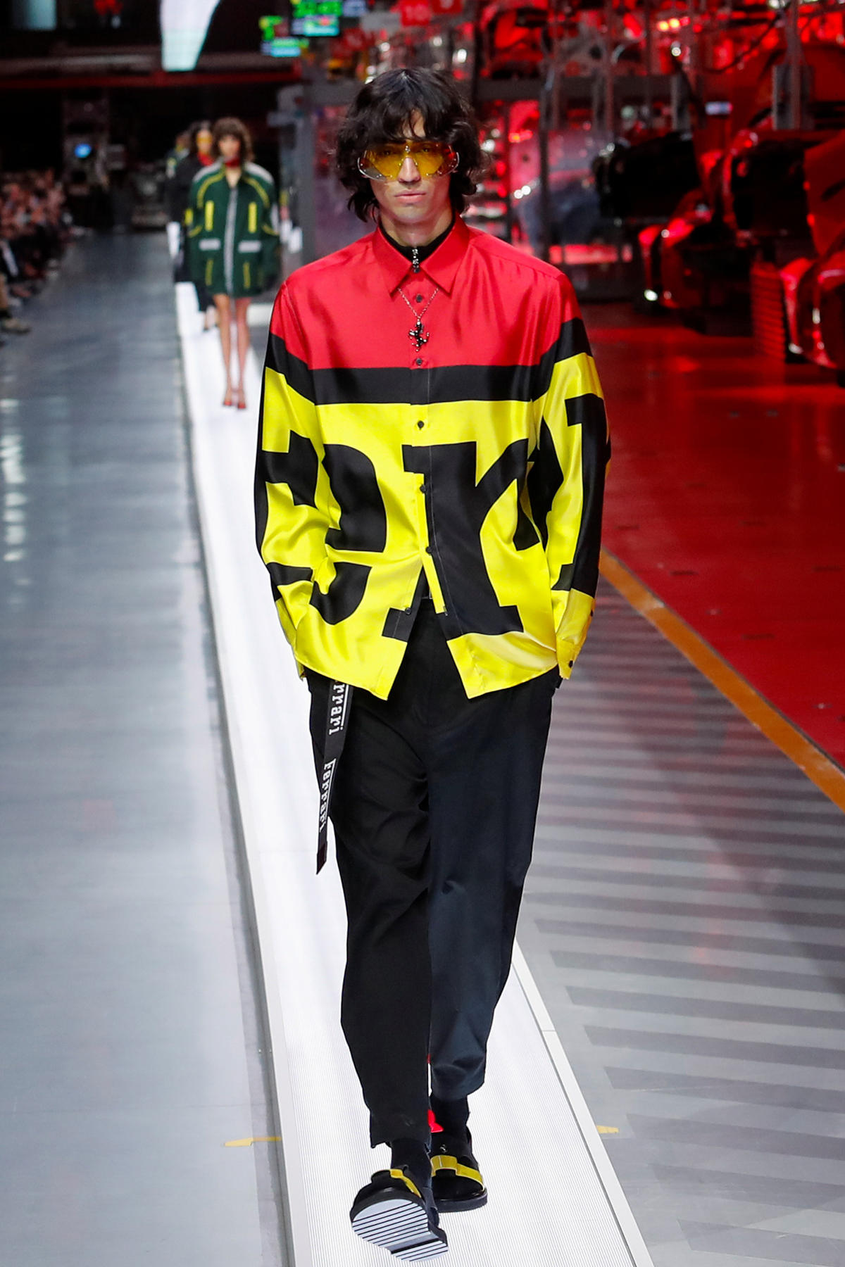 Ferrari brand launches its first in-house couture