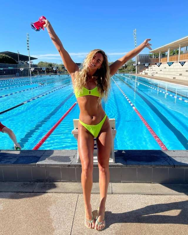 Meet the gorgeous swimmers who are making the world proud