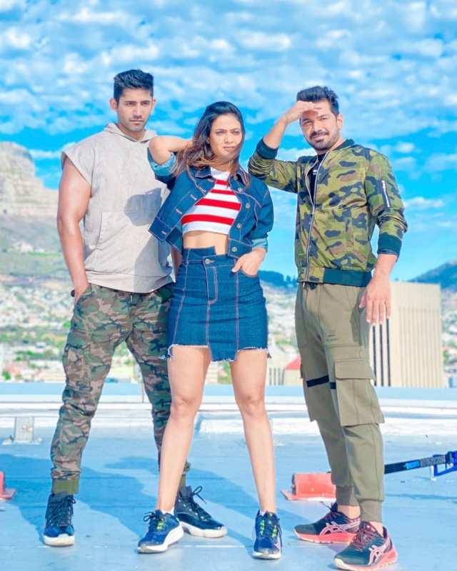 Khatron Ke Khiladi 11: BTS photos of KKK contestants from Cape Town