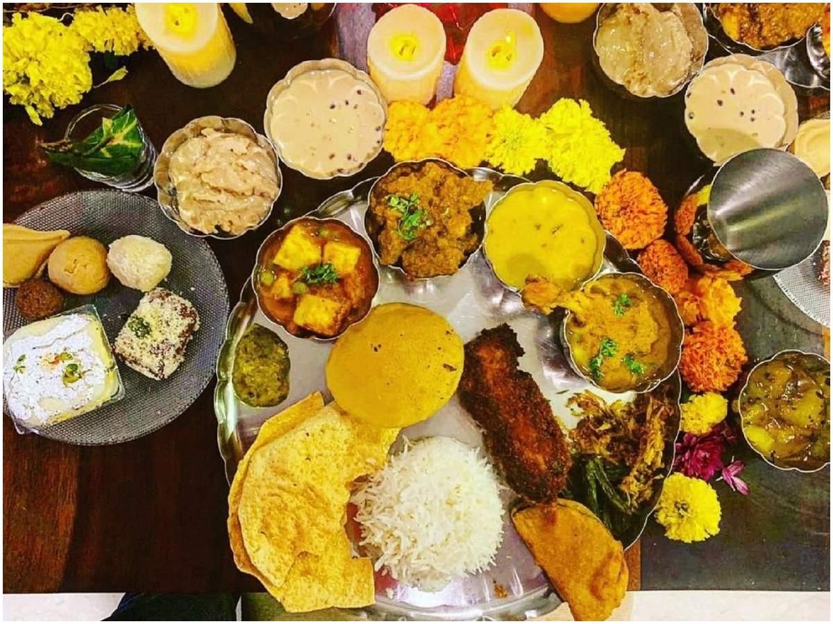 Jamai Sasthi meal