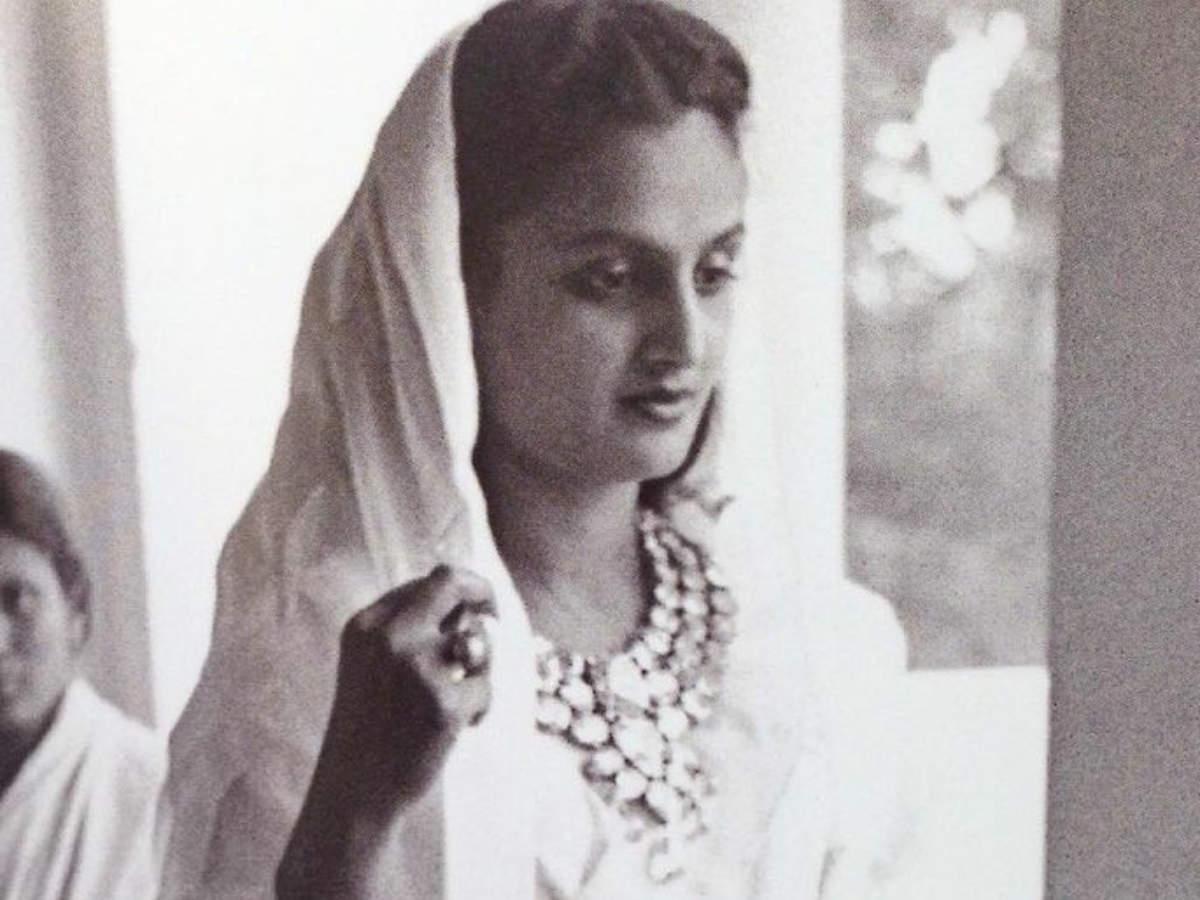 3. Sita Devi of Baroda