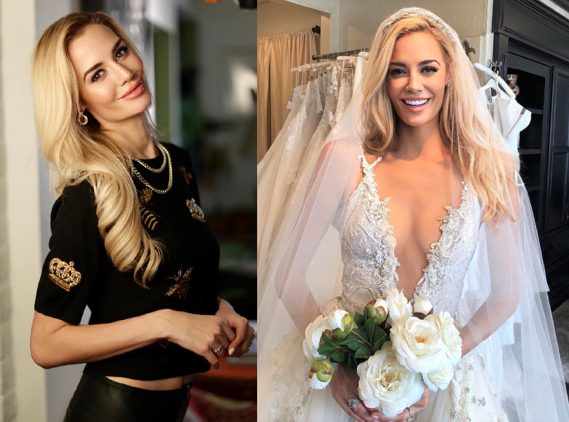 Pageant director opens up on being homeless after her wedding was called off, puts bridal gown on sale!