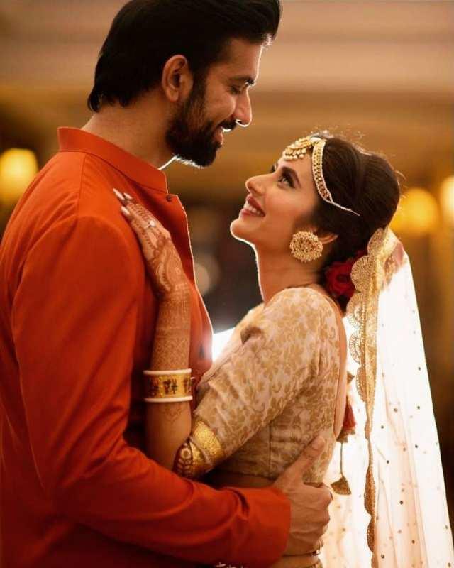 Sushmita Sen's sister-in-law Charu Asopa and brother Rajeev Sen celebrate wedding anniversary