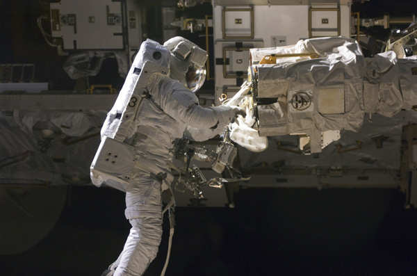 Mesmerising pictures from International Space Station