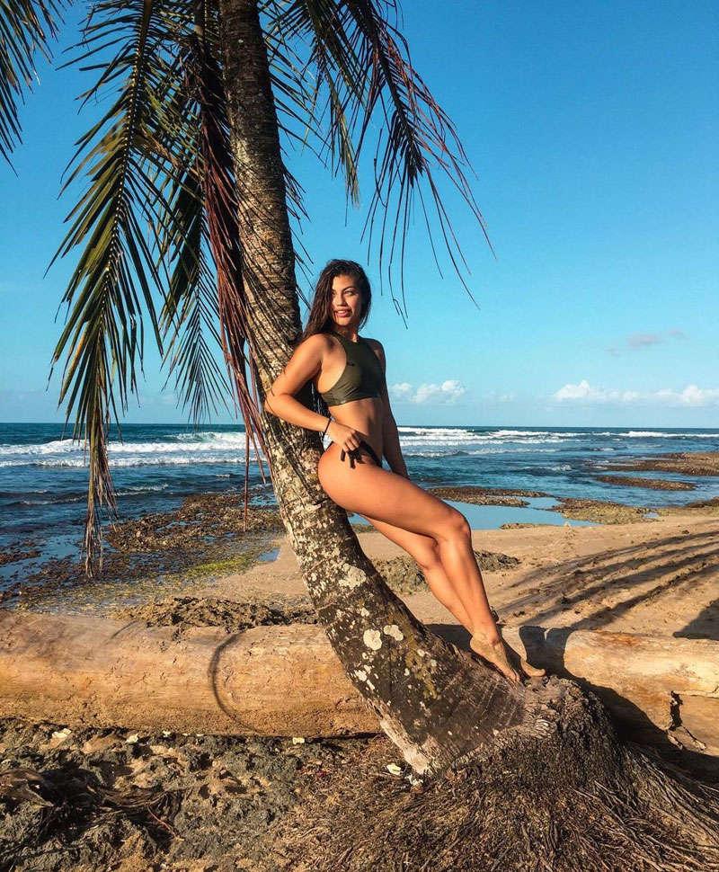 Tamara Dal Maso selected as Miss Puntarenas 2021