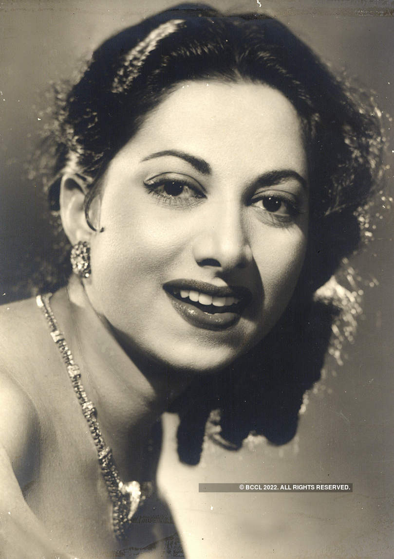 #GoldenFrames: Suraiya, the magnificent diva with a golden voice