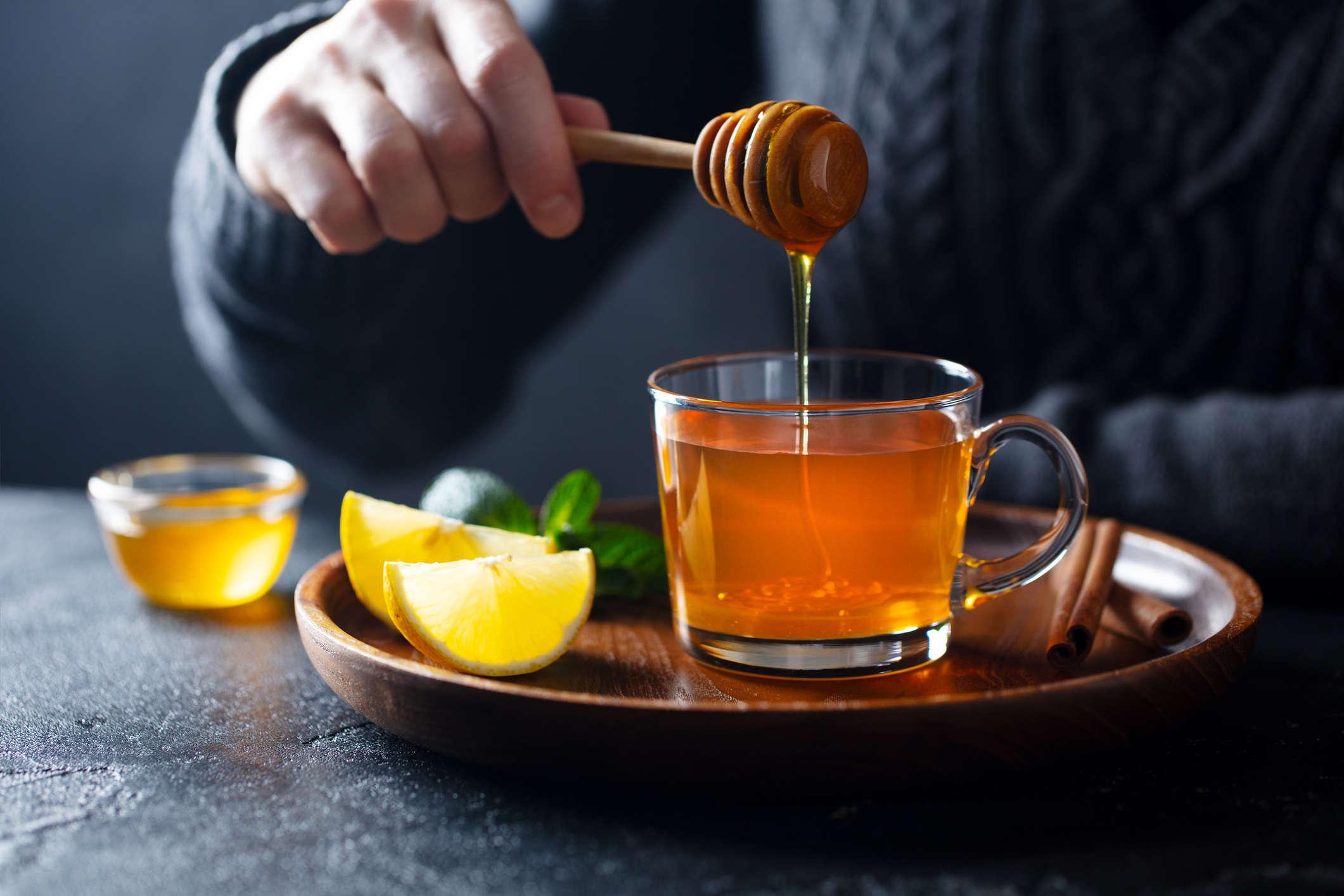 Lemon and honey are key ingredients used in K-beauty