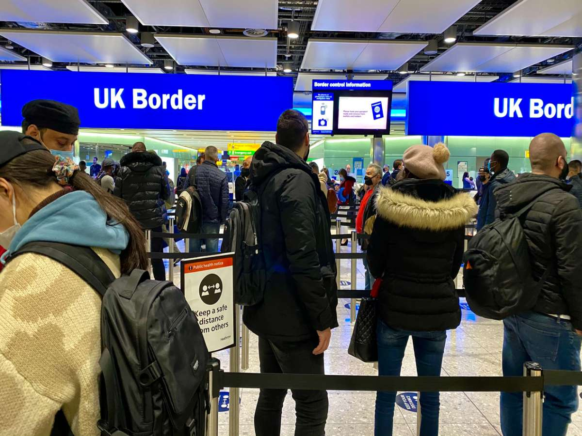 Britain might ease travel restrictions soon | Times of India Travel