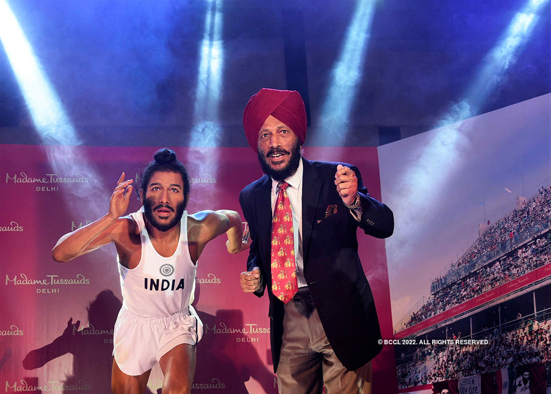 Life in pictures of India's 'Flying Sikh' Milkha Singh
