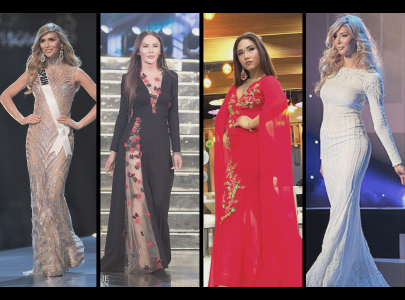 Trans beauty queens who graced the pageant runway