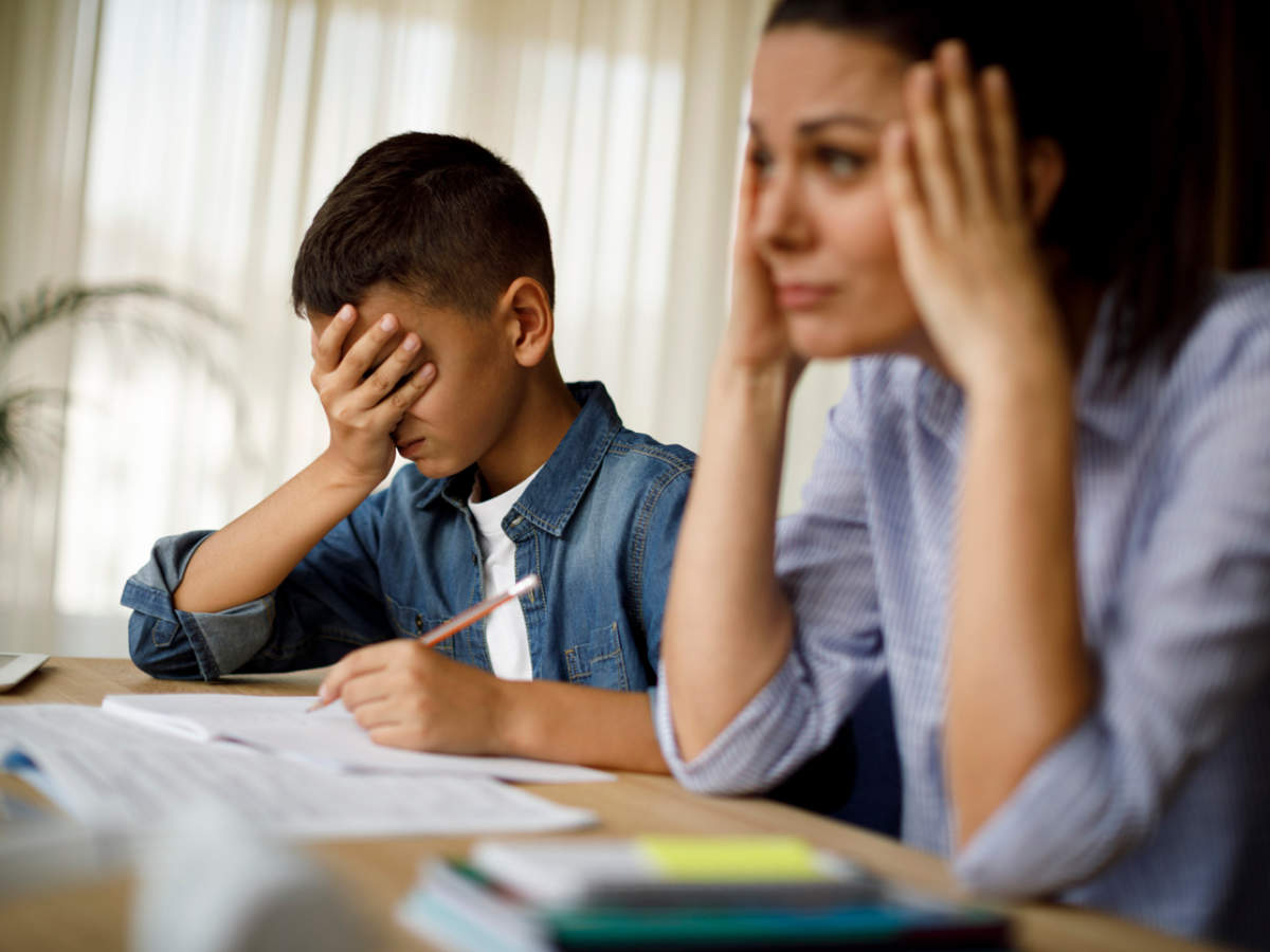 Parenting mistakes by anxious parents