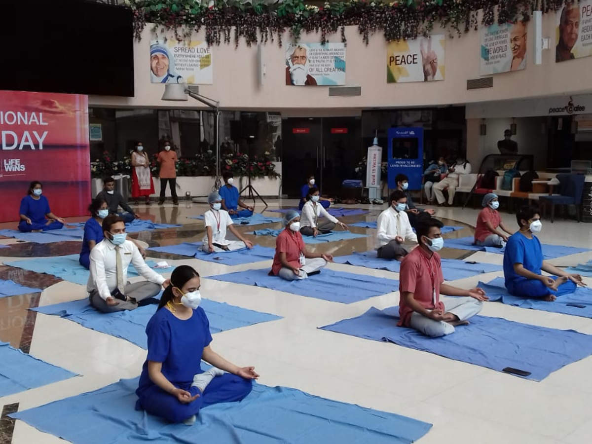 International Yoga Day: Yoga as an elective in school and junior college is aimed to prepare students to explore new career avenues