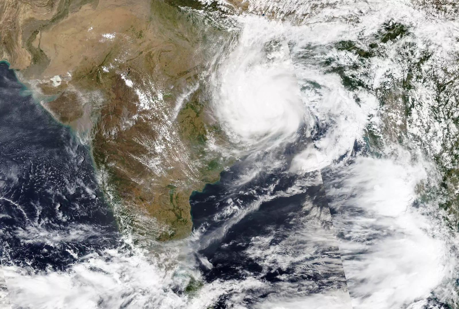 A study at IIT Kharagpur claims to detect cyclones much in advance