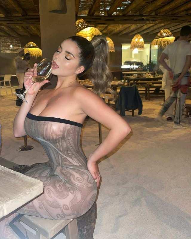 Instagram sensation Demi Rose shakes up the internet