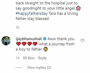 Jay comment