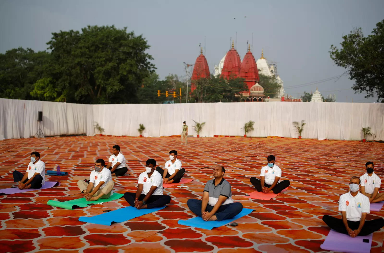 Talking Point: Should yoga be made a mandatory part of the curriculum