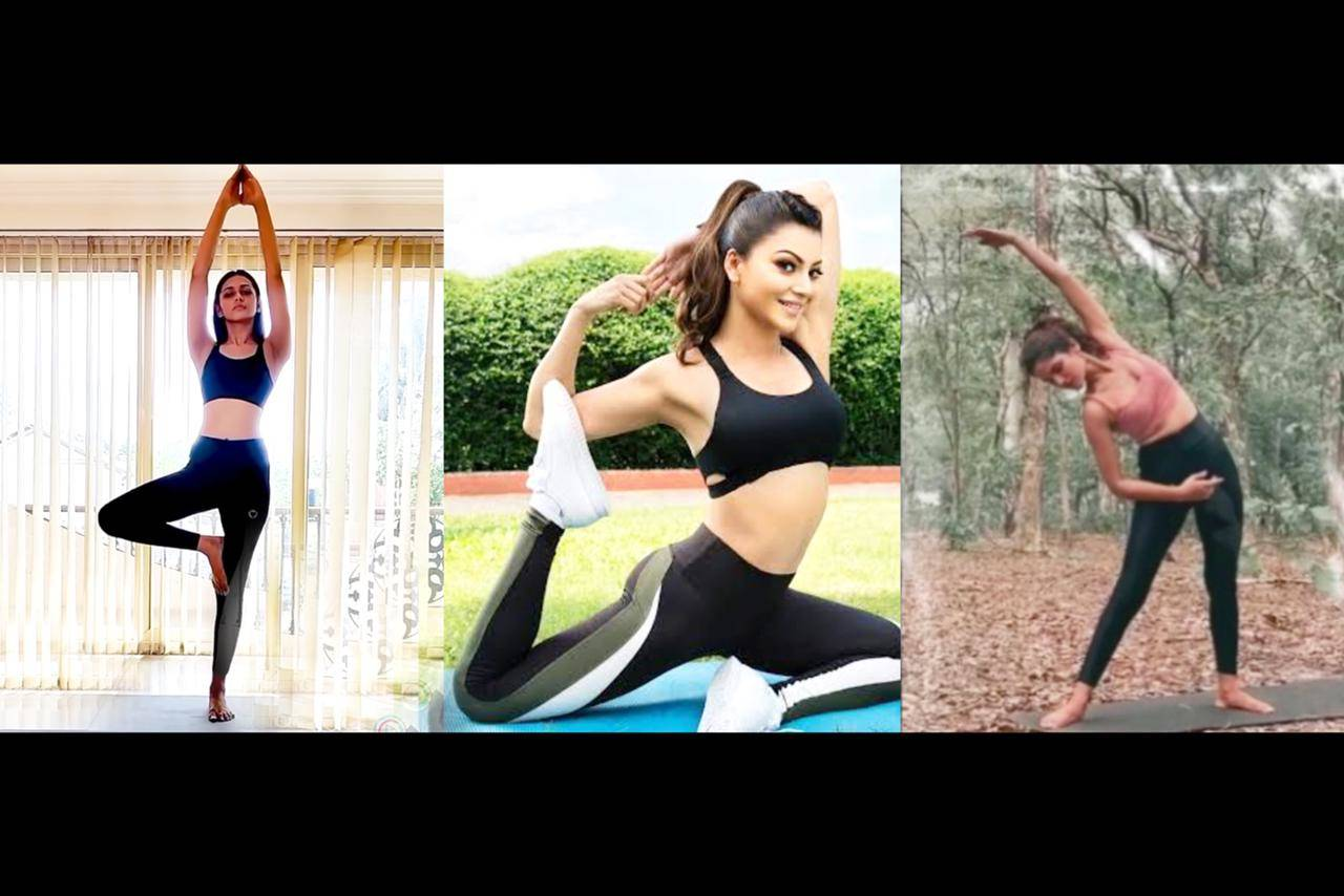 International Yoga Day 2021: Miss Divas who believe in the power of yoga