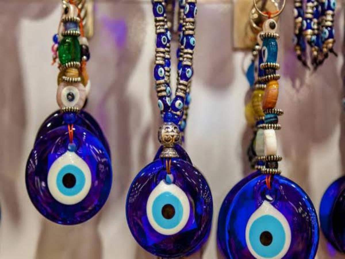Evil Eye Jewelry is trending