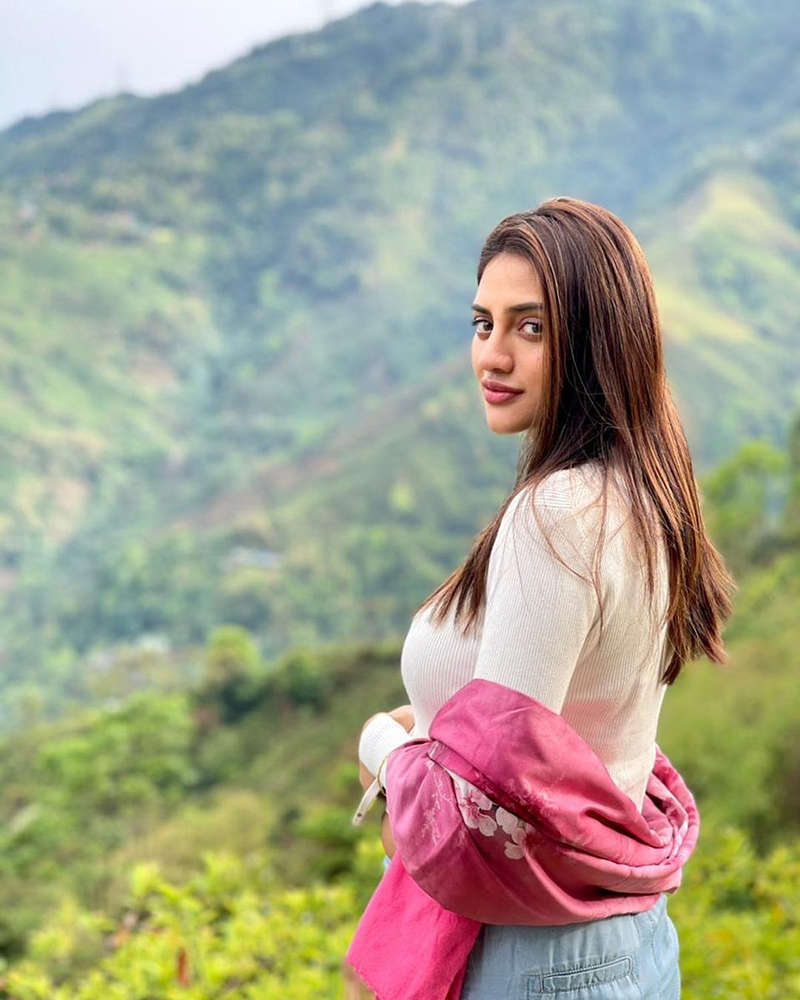 Nusrat Jahan flaunts her pregnancy glow in these new pictures; gets brutally trolled