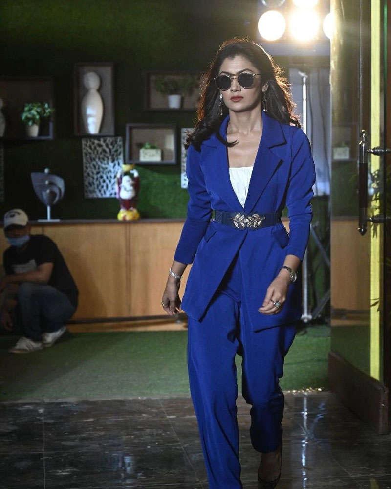 Kumkum Bhagya actress Sriti Jha is a diva in real life