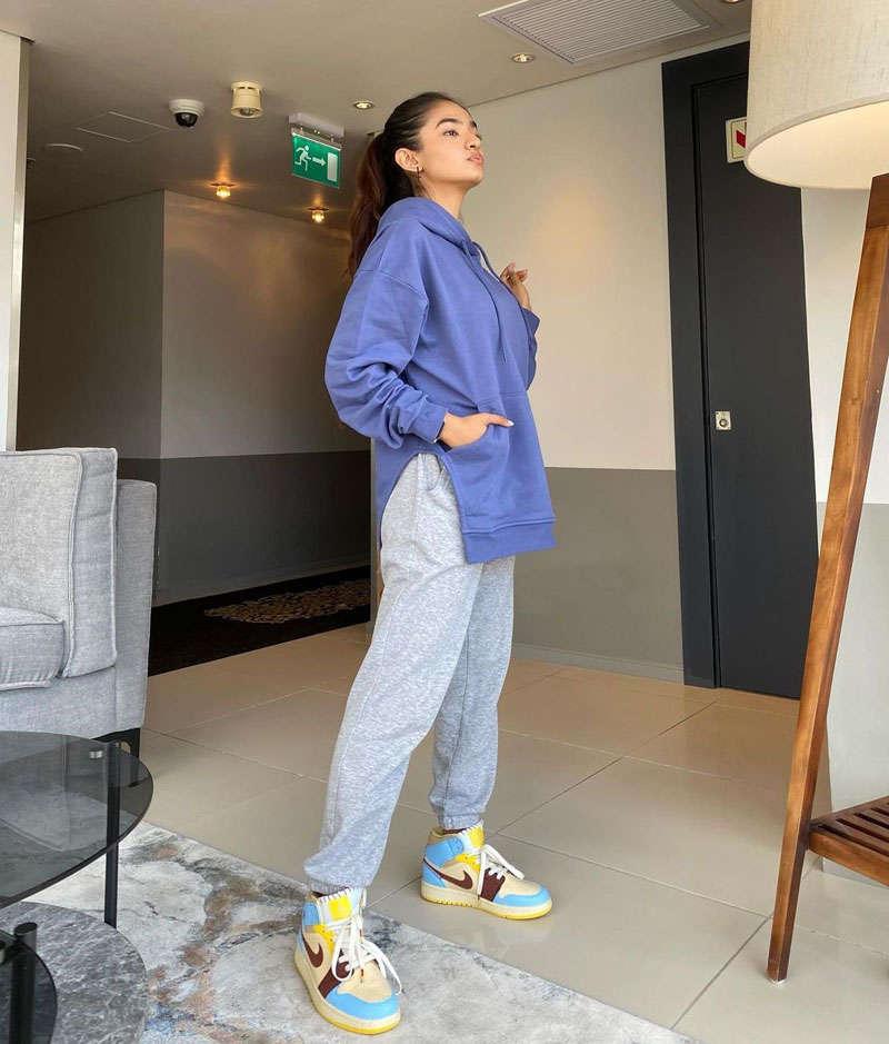 Khatron Ke Khiladi 11 contestant Anushka Sen's style file from Cape Town!