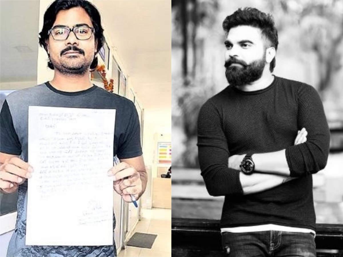 Police complaint filed against Pradeep