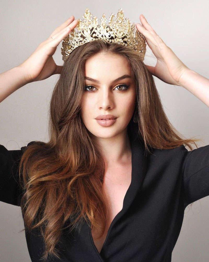 Maya Albert chosen as Miss International France 2020-21