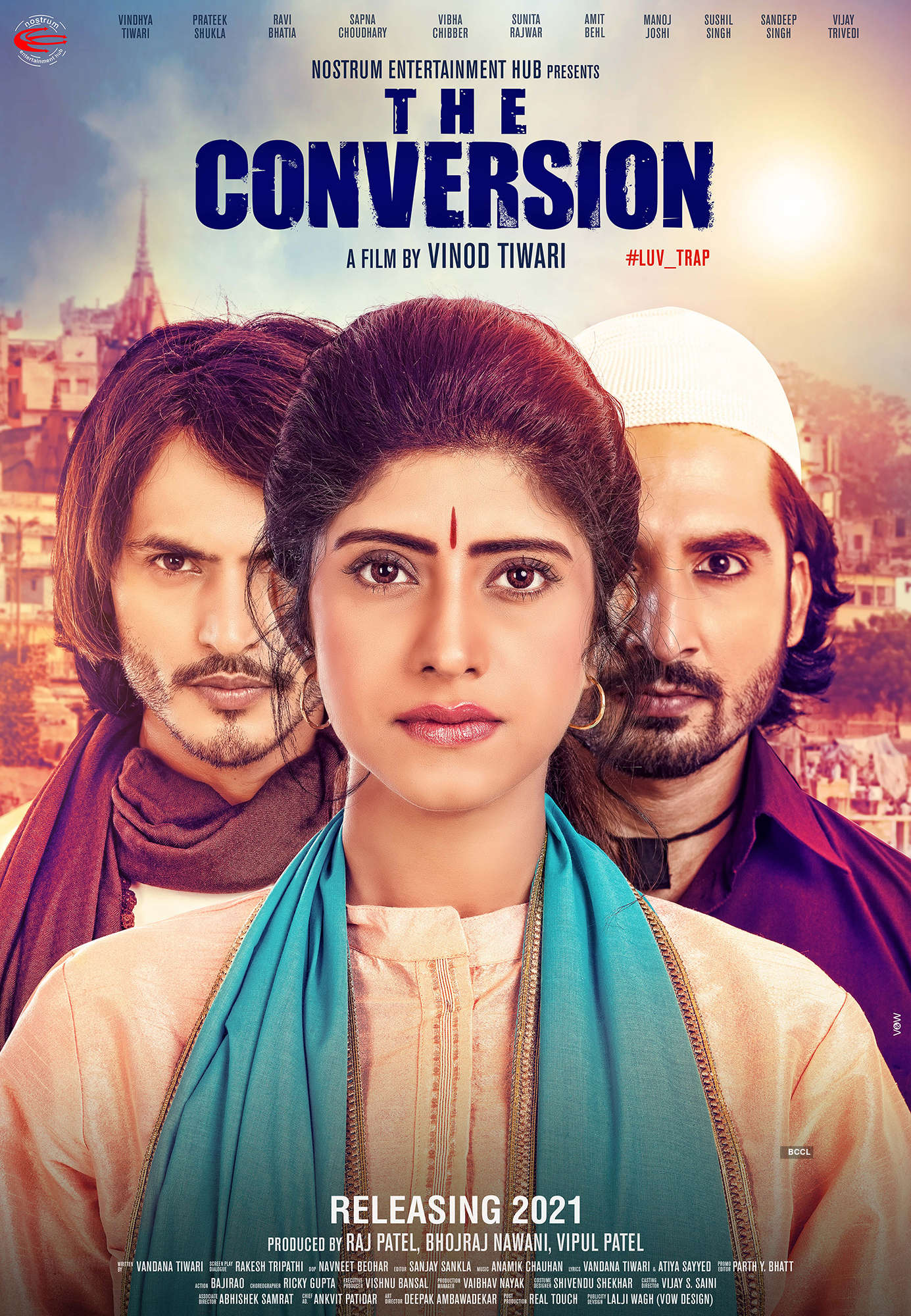 Know more about the upcoming movie 'The Conversion', a sensitive story about today's India