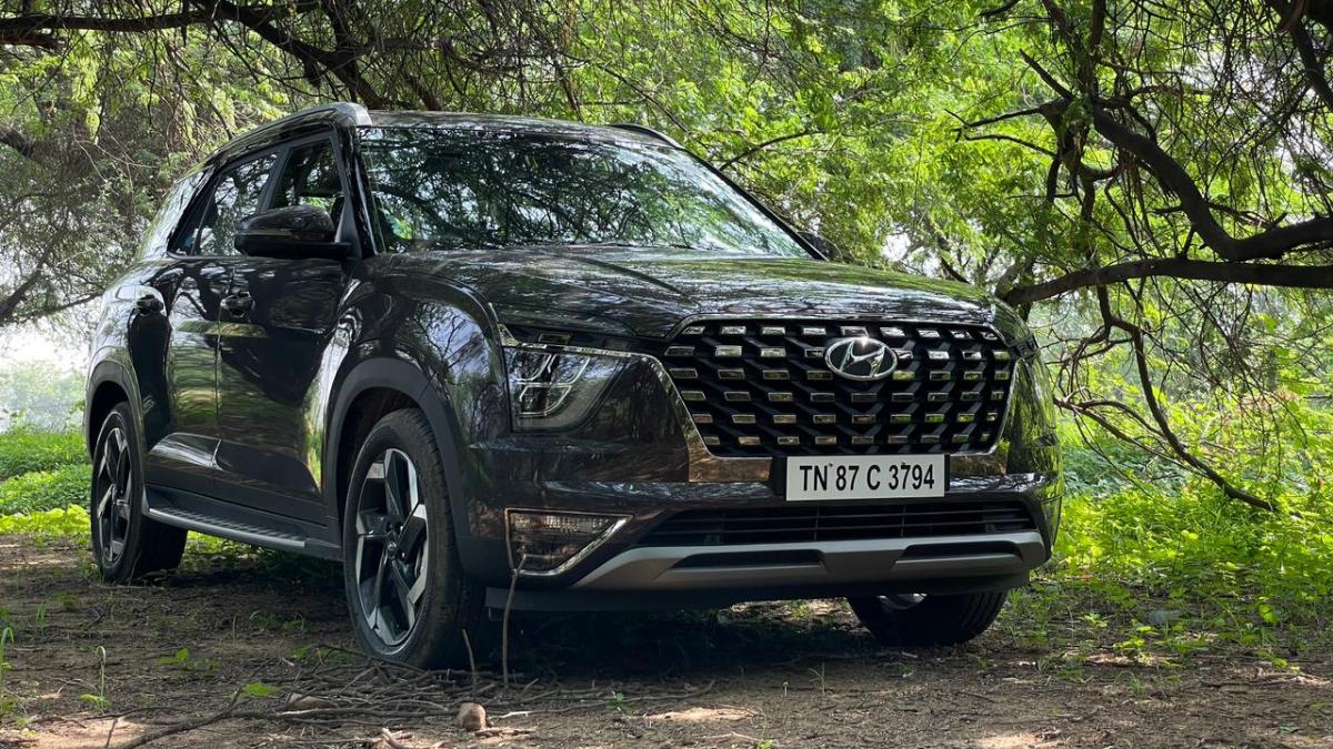Hyundai Alcazar in pictures: