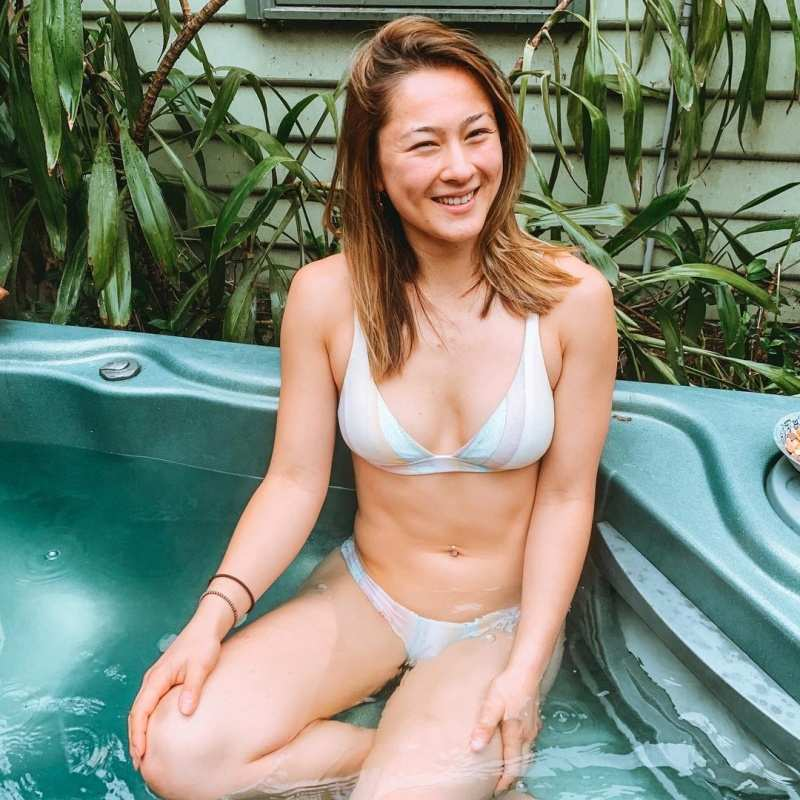 These pictures show why Gronya Somerville is the most beautiful badminton player