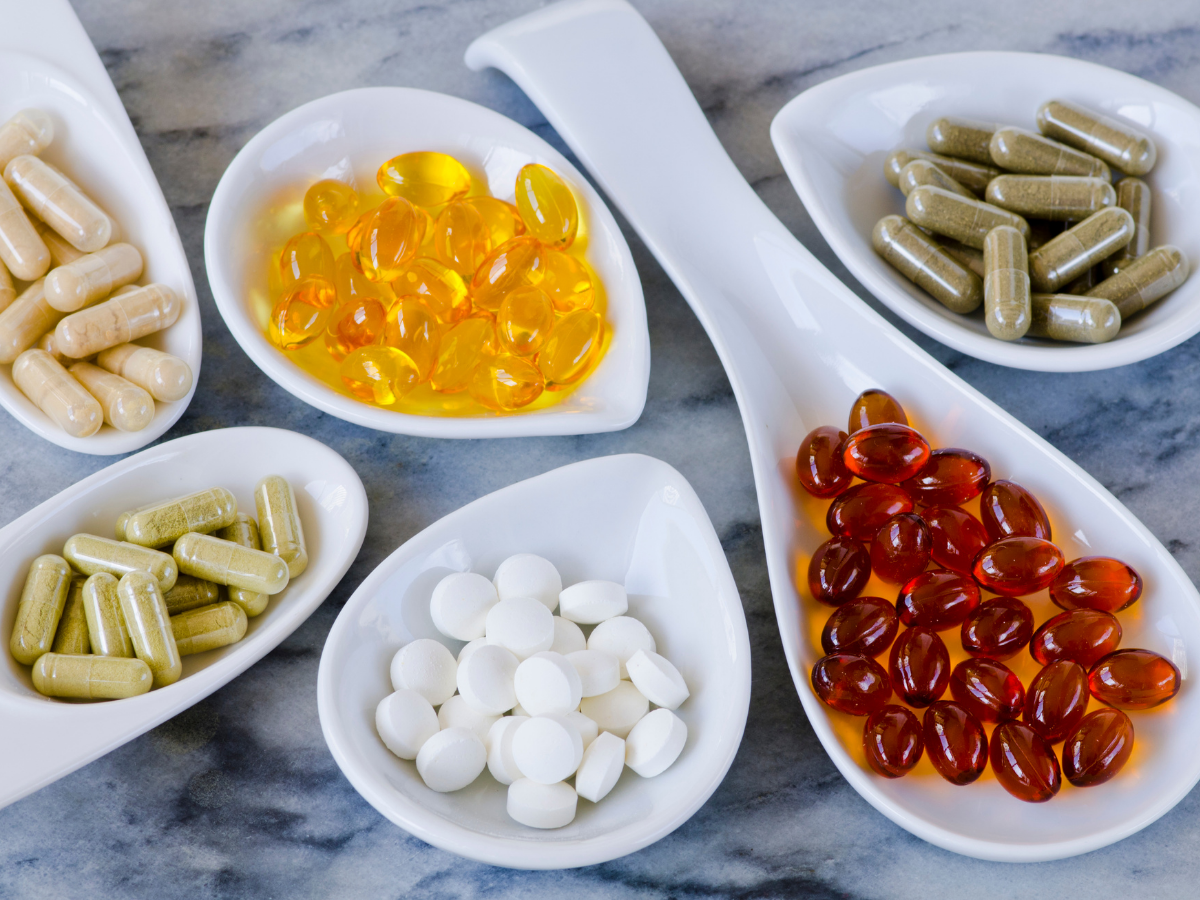 Everything you need to know about supplements - Times of India