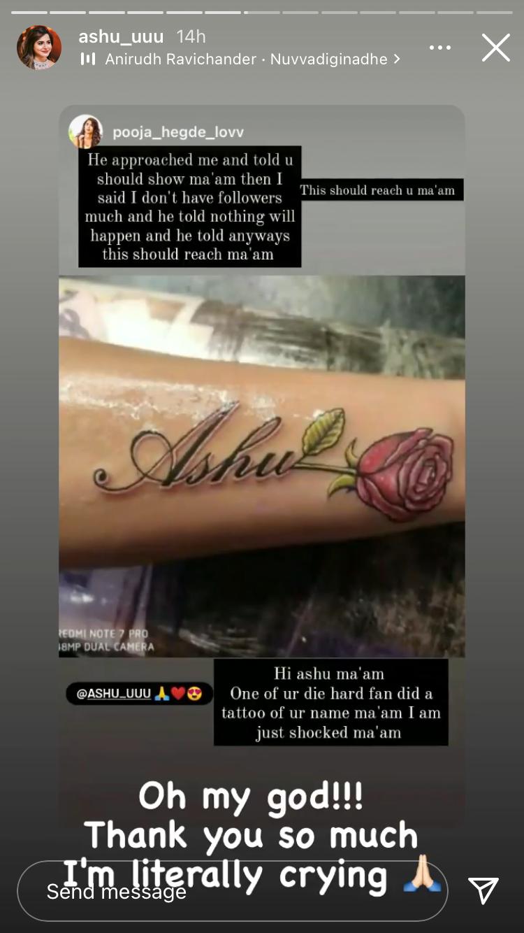 Ashu's fan