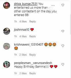 Netizens wish bamma