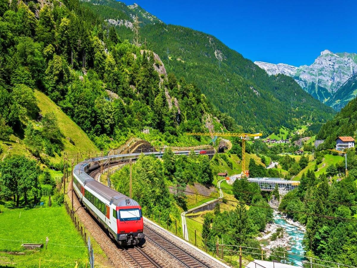 Schweiz lockert Einreisebeschränkungen für geimpfte Reisende;  Kein Test erforderlich