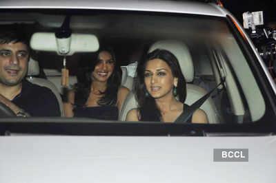SRK's bash for KKR