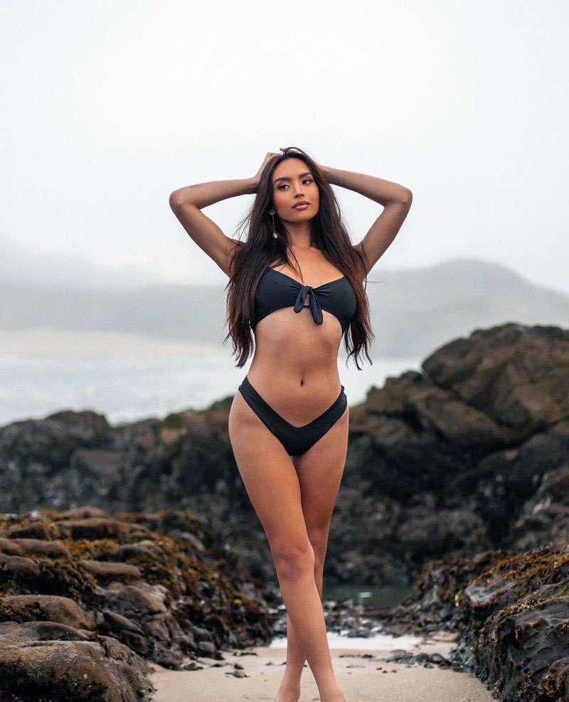 Filipino-American transgender woman Kataluna Enriquez crowned Miss Nevada USA 2021