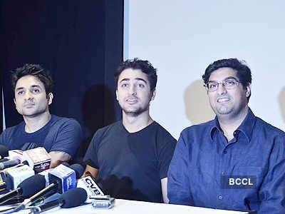 Imran @ 'Bhaag DK Bose' video launch