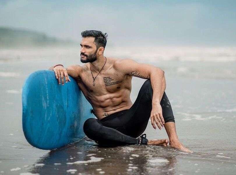 Prathmesh Maulingkar Can Give Aquaman A Run For His Money!