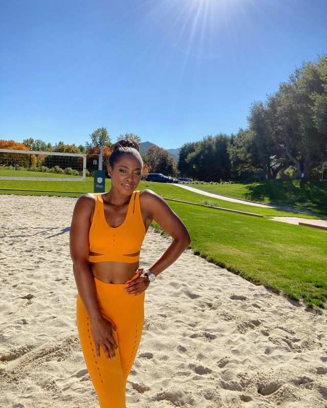 Tennis champ Sloane Stephens flaunts her impeccable style in these stunning pictures
